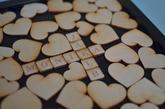 Svatební rám srabble