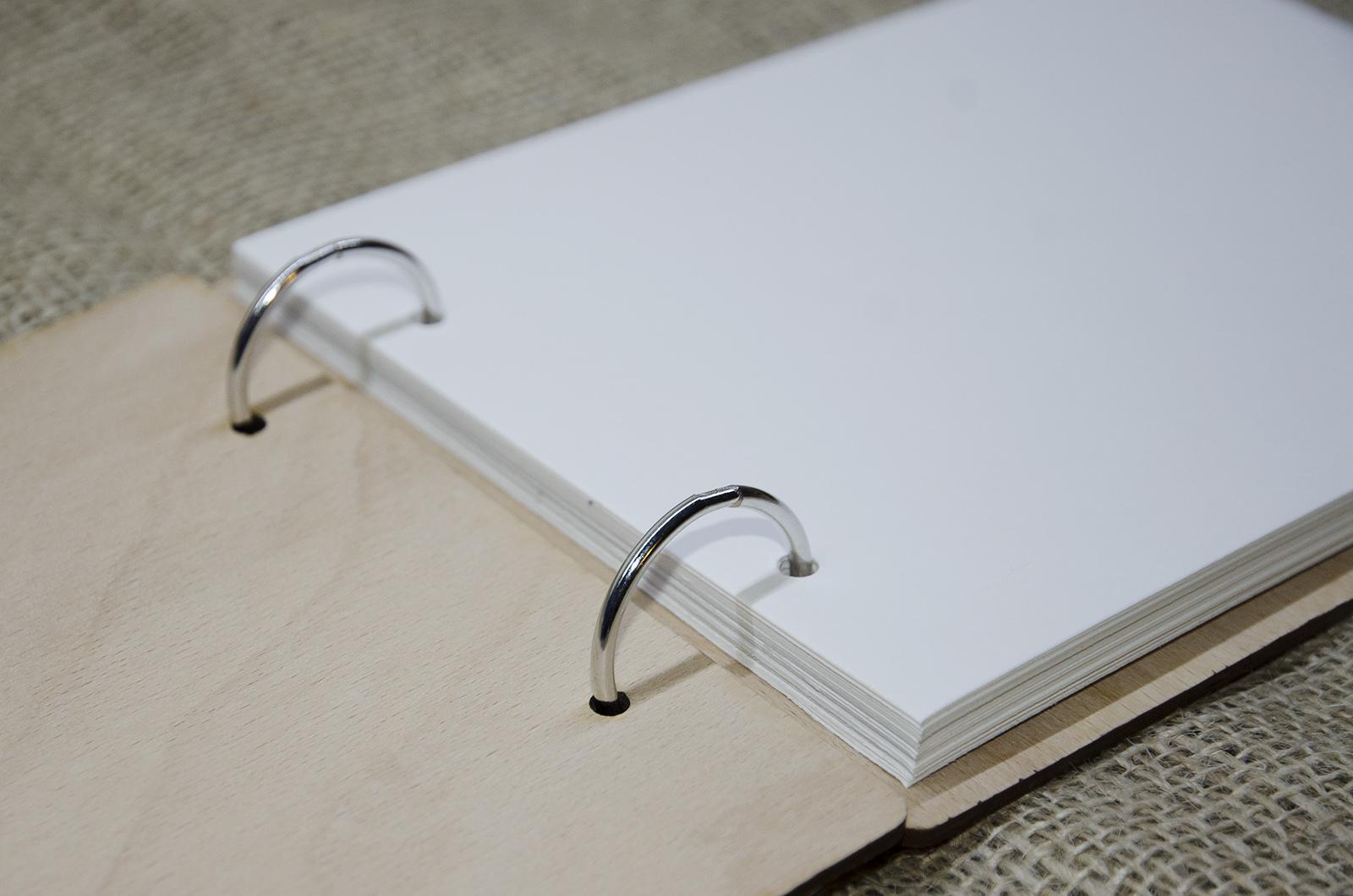 Novinka - dřevěné svatební knihy a fotoalba - Obrázek č. 7