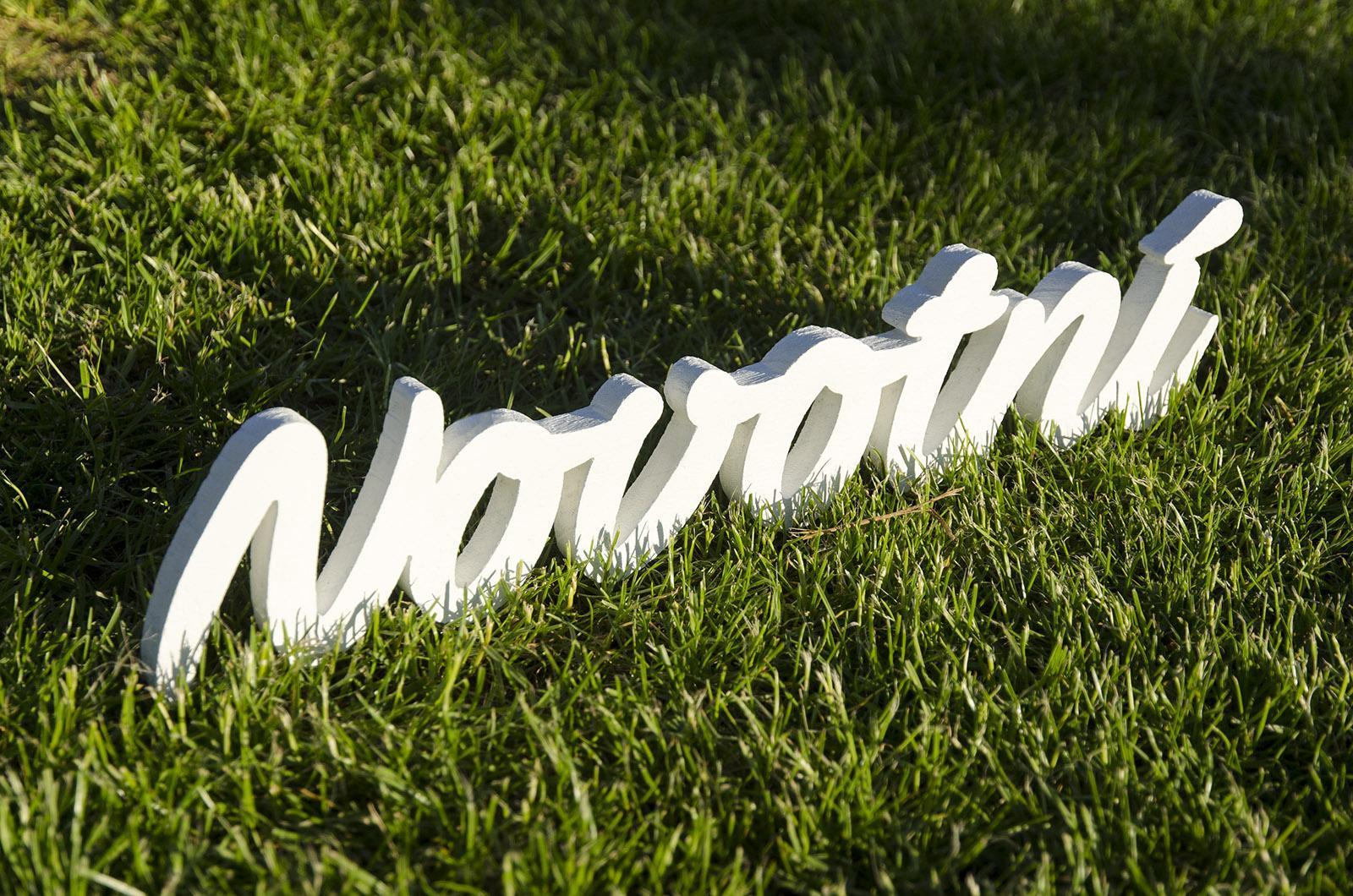 Moje práce - weddart - Dřevěné jméno