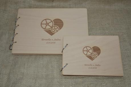 Svatební kniha hostů - Obrázek č. 1