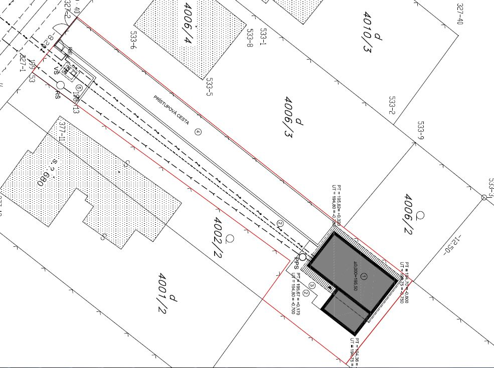 Pozemok, projekt - a nekonecne cakanie - Obrázok č. 3