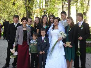 svadba  25.4.2009