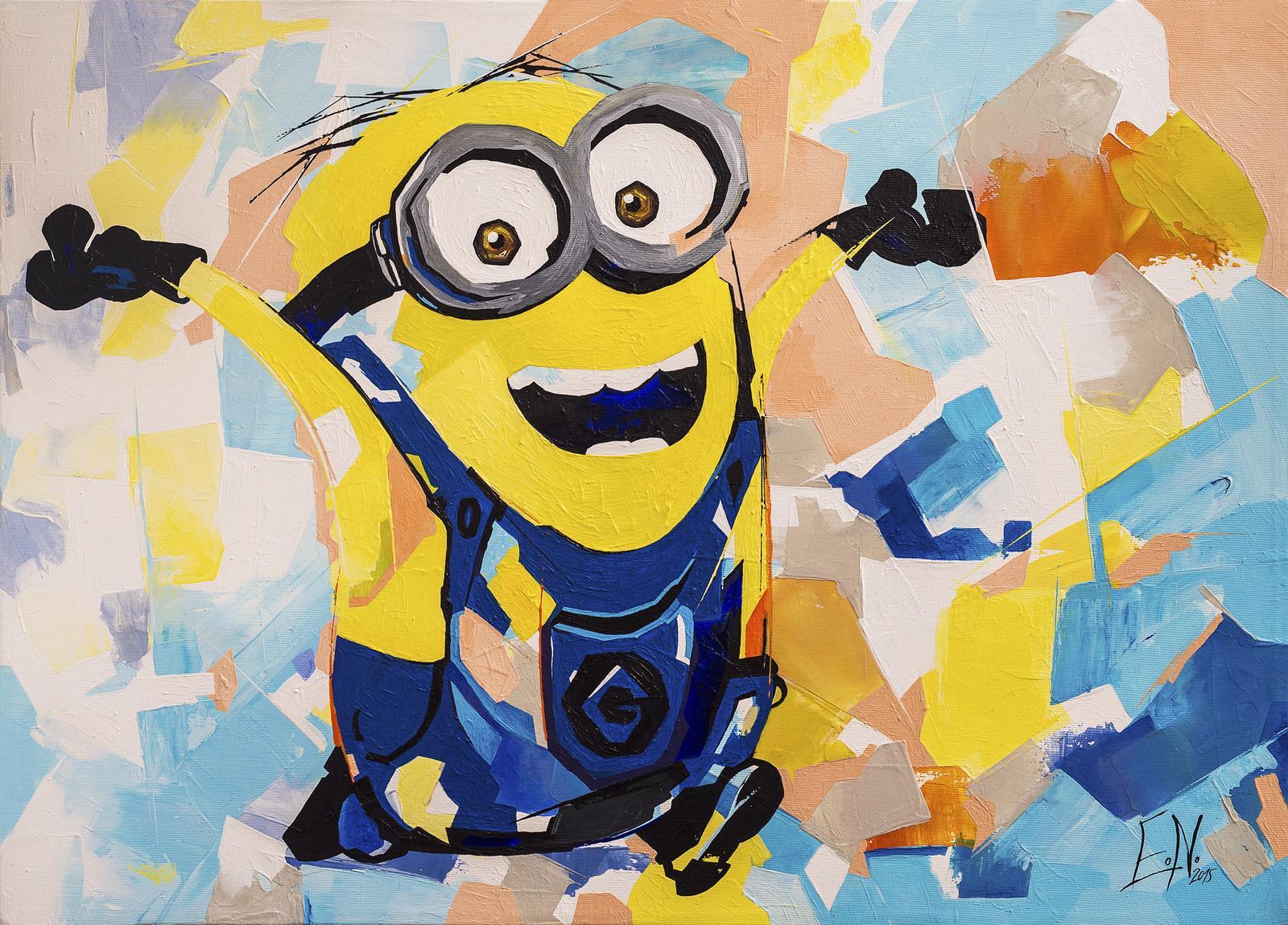 Ponúkam maľbu podľa fotografie... - Obrázok č. 3