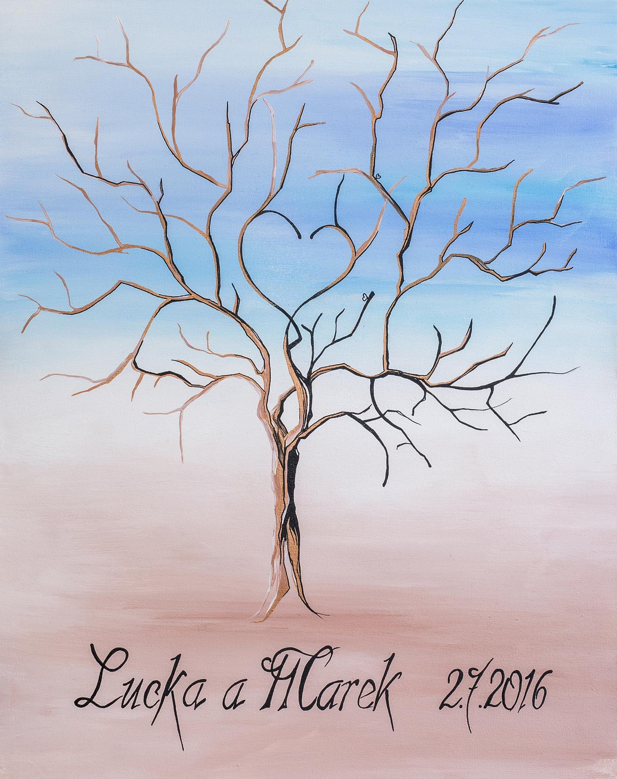 Napr. aj svadobný strom... - Obrázok č. 1