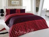 Bavlněné povlečení Hobby Olympia Red,
