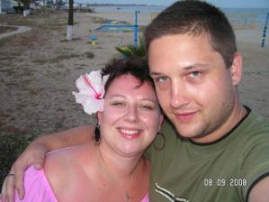 Pavlínka a Jeník naše první dovolená...
