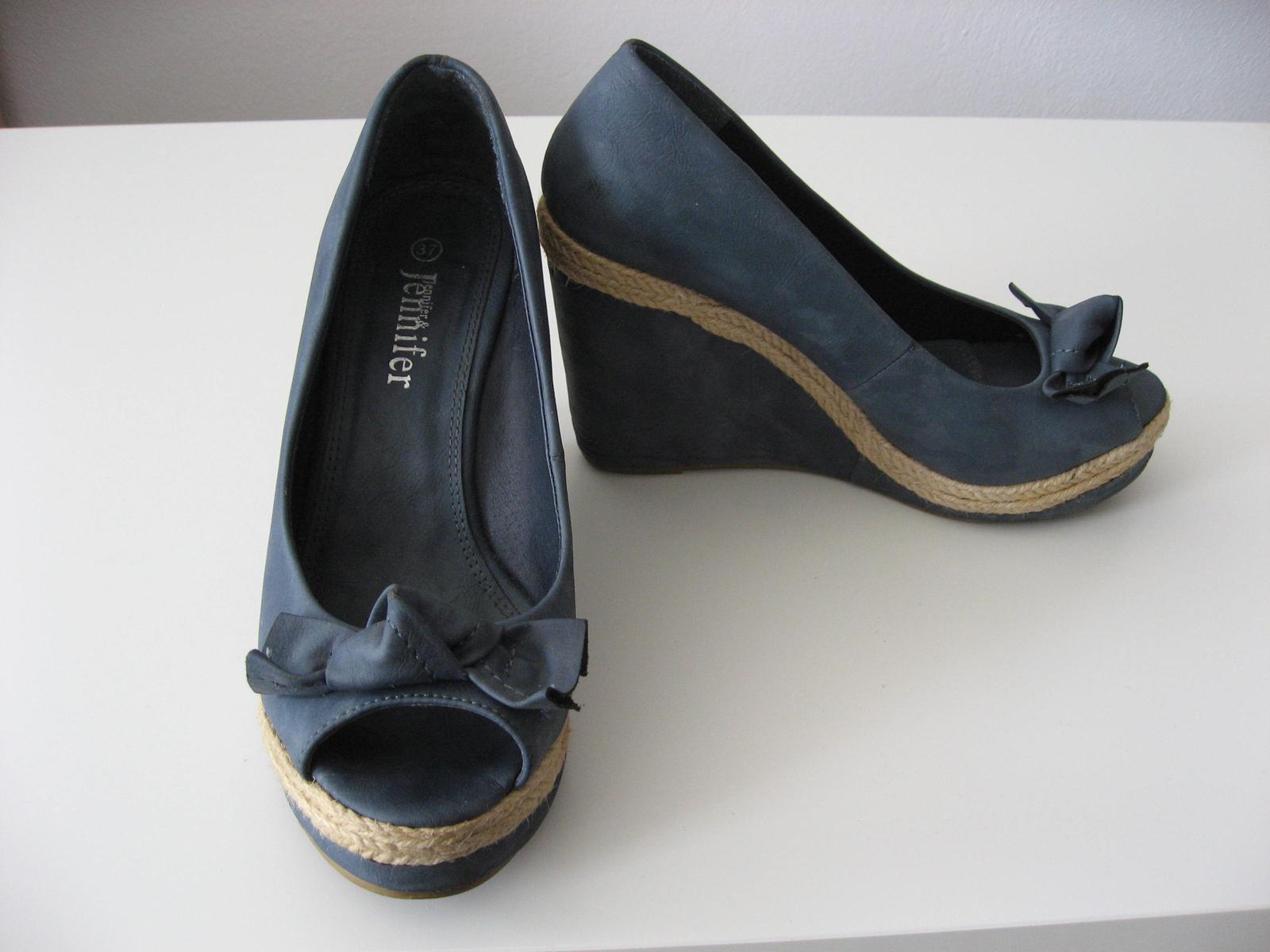 Vycházkové boty na klínku - Obrázek č. 1
