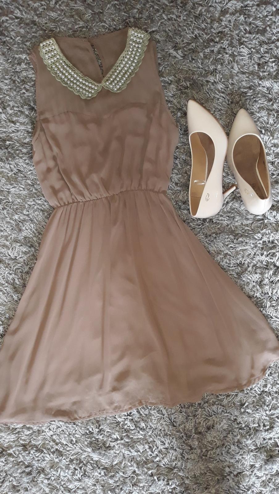 Šifónové šaty - Obrázok č. 1