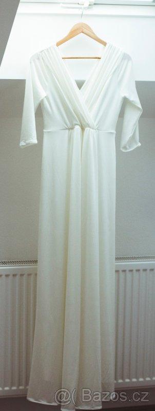 Těhotenské svatební šaty Tiffany Rose - Obrázek č. 3