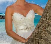 Svatební šaty vel. 36-40, 38