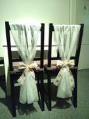 potahy na židle - vintage,
