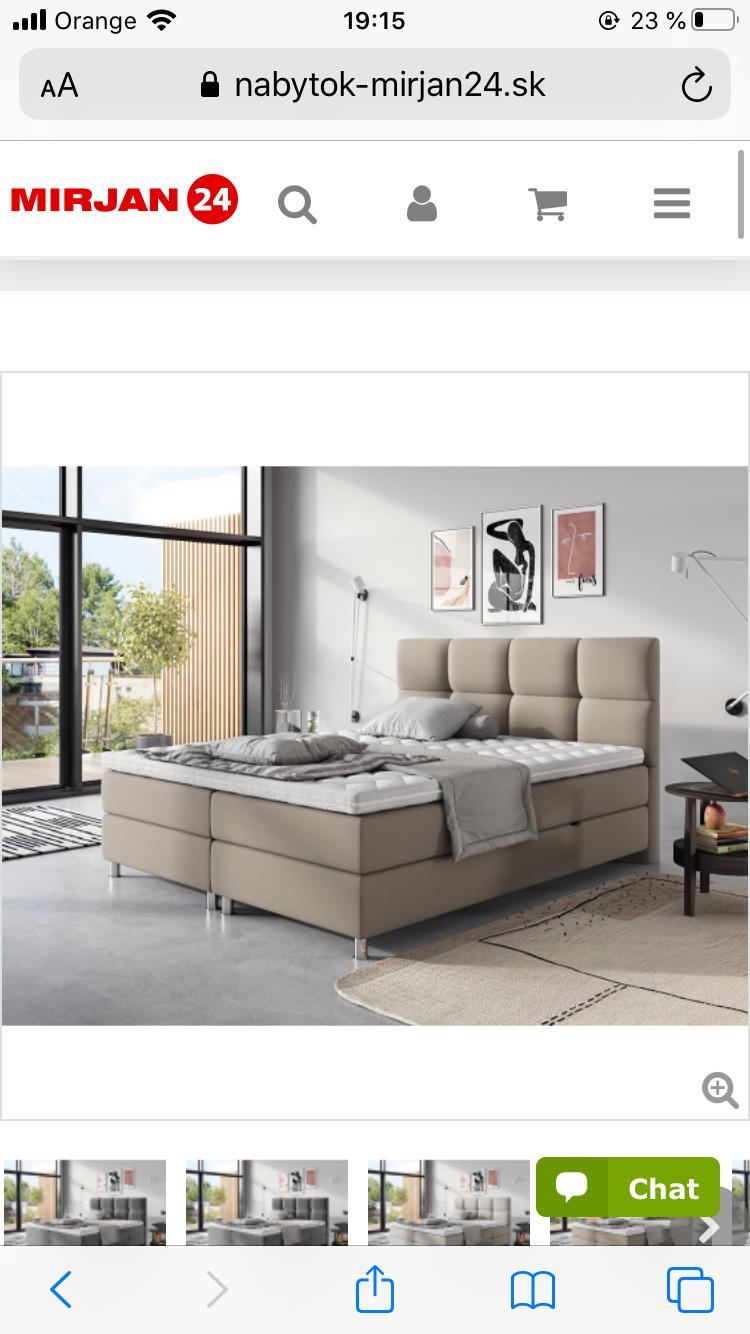 Ahojte vsetci. Prosim vas, mate skúsenosť s týmito posteľami so zabudovanými matracmi a tzv. Toperom na vrchu?  Nejake recenzie prosim? Dakujem 🙂 - Obrázok č. 1