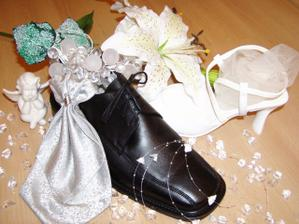 Naše vlastné zátišie-pozostatky zo svadby