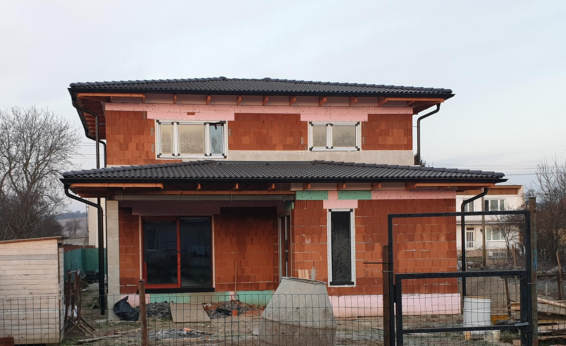 """Pracovný názov - """"Rodinný dom s dvojgarážou"""" - Obrázok č. 26"""