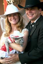 kowboyska svatba