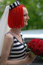 louceni se svobodou ve svatebni den :)