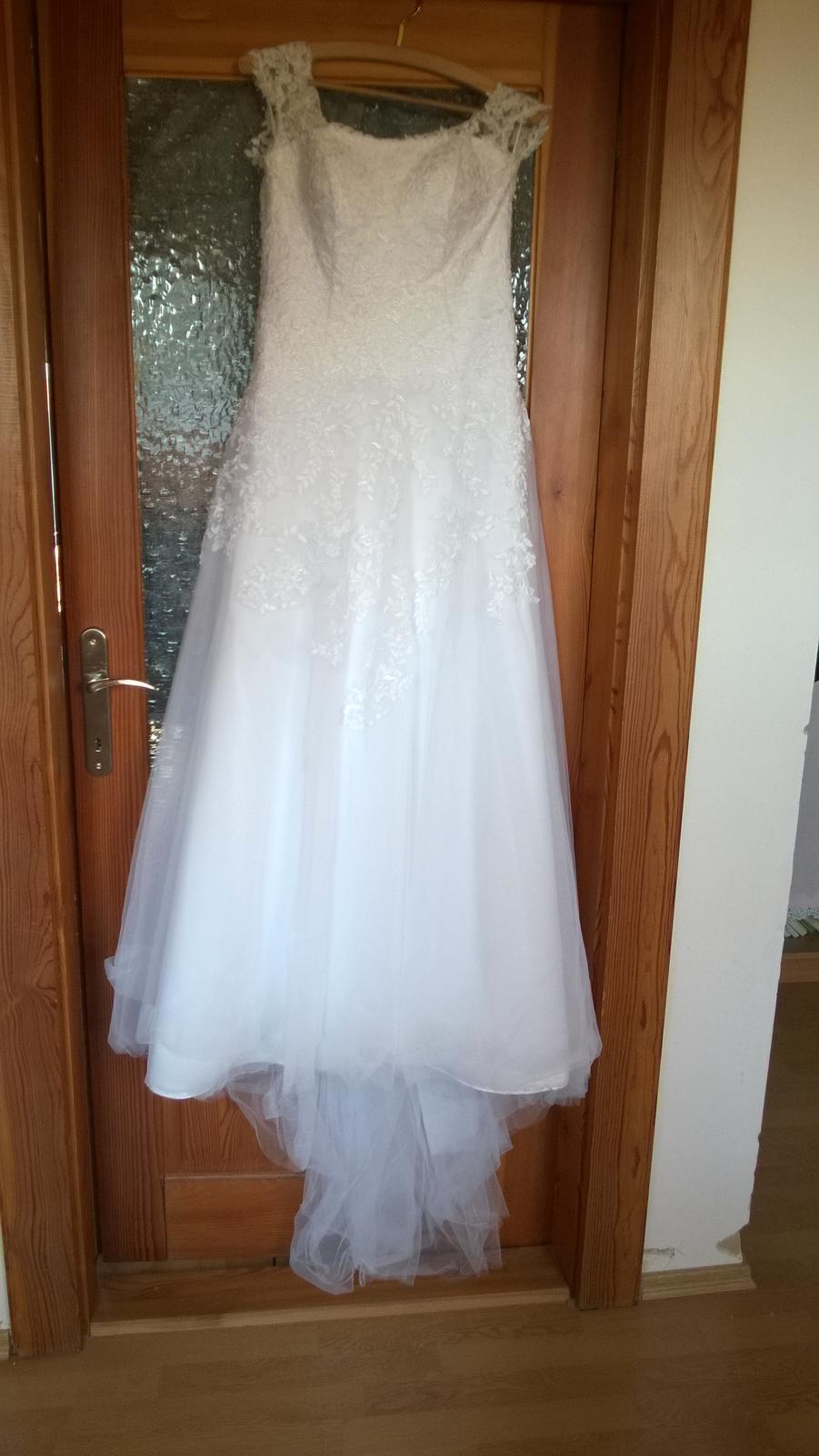 Vysněné svatební šaty - Obrázek č. 4