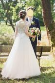 Něžné svatební šaty, 35