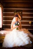 Svatební šaty na prodej , 38