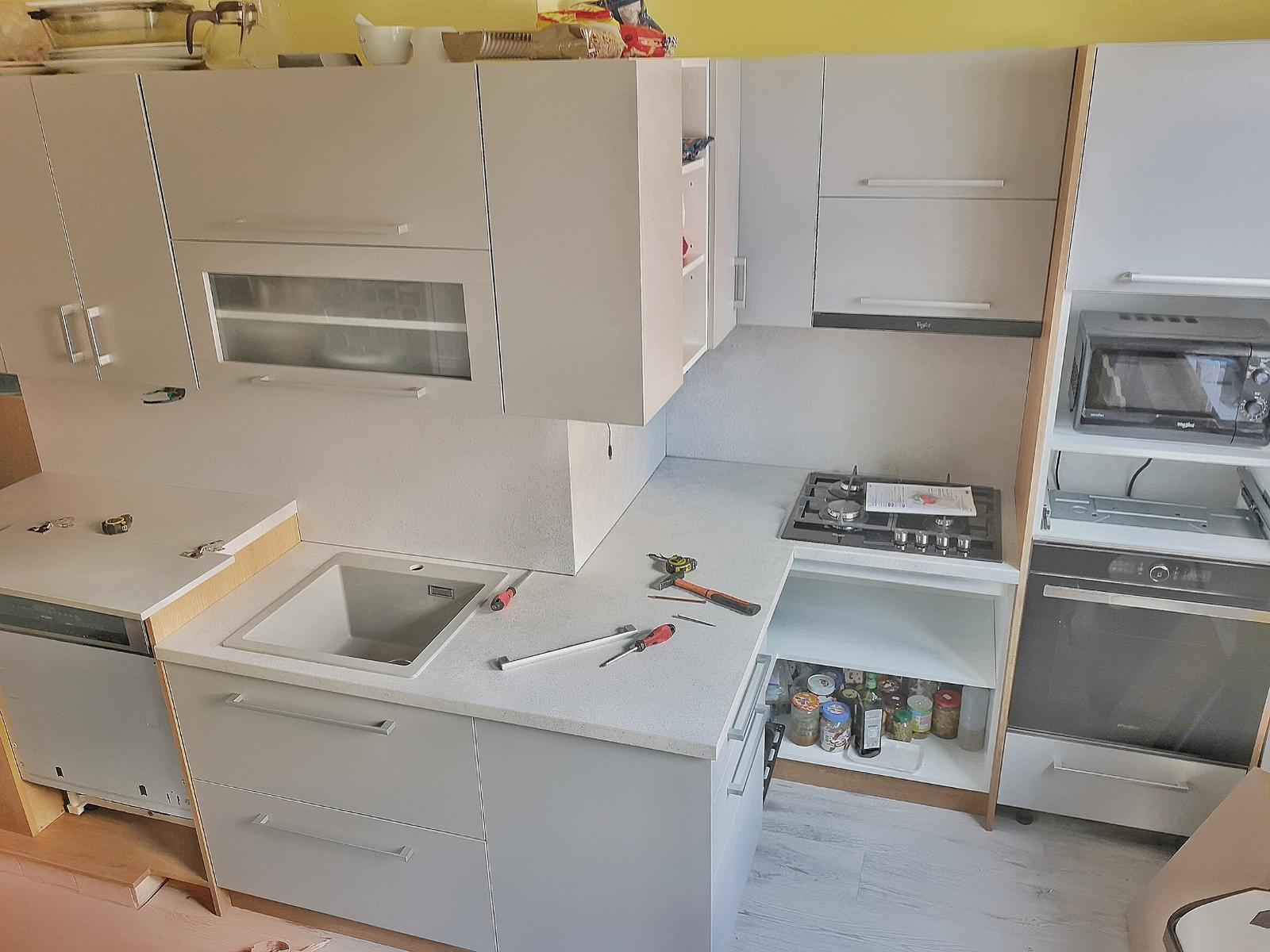 Kuchynské linky - Obrázok č. 49