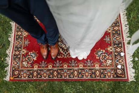 Perský kobereček (nejen) na obřad a do relax koutku - Obrázek č. 1