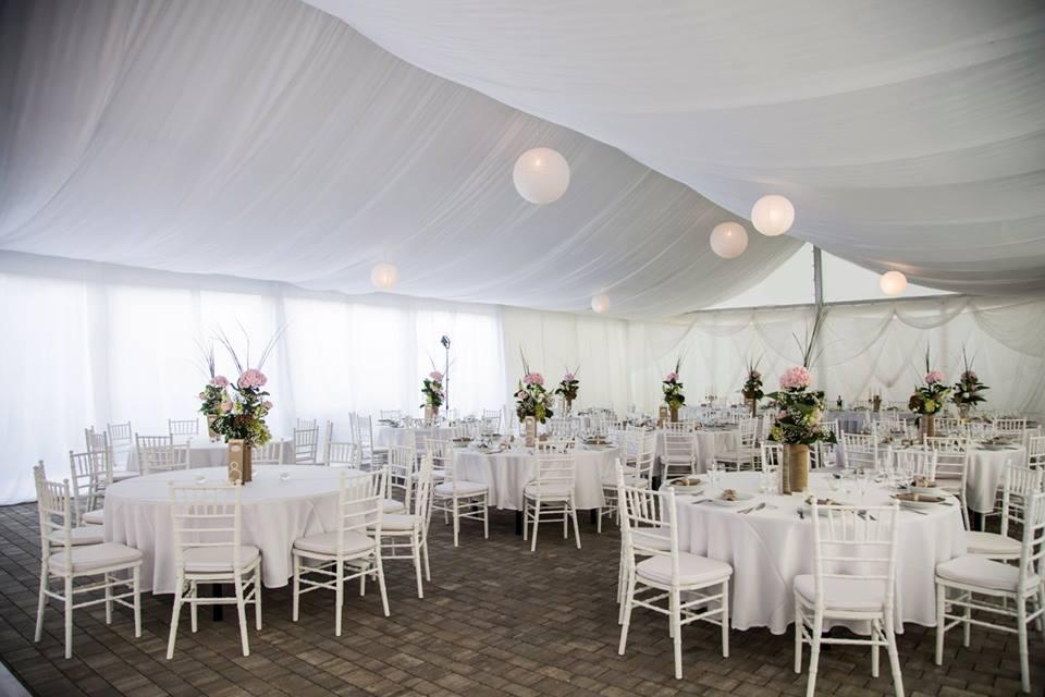 Prípravy na deň D☺ - Penzion Rosenthal - takže svadba v stane bude to zaujimave