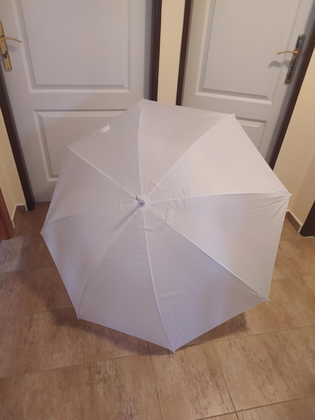 Svatební deštník - Obrázek č. 2