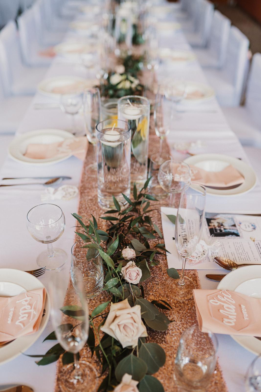 Rose gold wedding - Obrázek č. 1