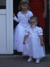 naše zlatíčka Anetka a Nelka