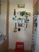 police v kuchyni
