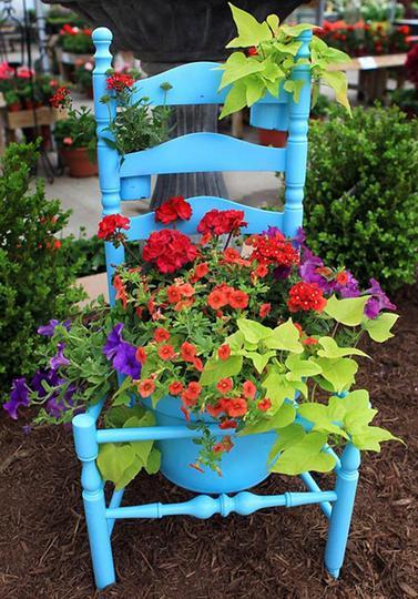Recyklované a iné nápady ♻ - krásna farebná kombinácia