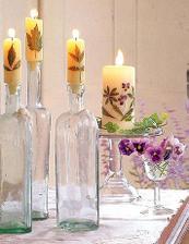 Les bougies vraiment romantique