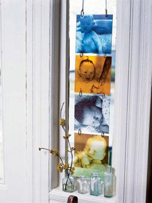 Recyklované a iné nápady ♻ - http://www.womansday.com/home/craft-ideas/sun-catcher-889