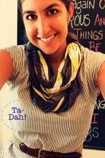 toto je asi niaka nová moda,......... http://www.ninthandbird.com/2011/08/diy-recycled-t-shirt-scarf-gettin.html