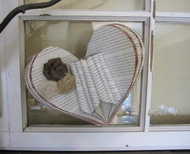 ked sa ti tá knižka fakt nebude páčiť :) .....................http://woodyouliketocraft.blogspot.com/2012/02/ruffled-book-heart.html