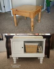 http://countrygirlhome.blogspot.com/2011/11/small-tablebench-legs-add-on.html