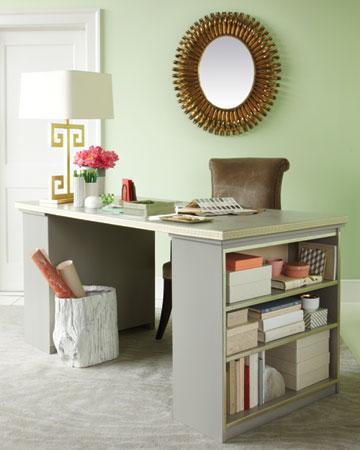Recyklované a iné nápady ♻ - dve poličky + doska = stolík