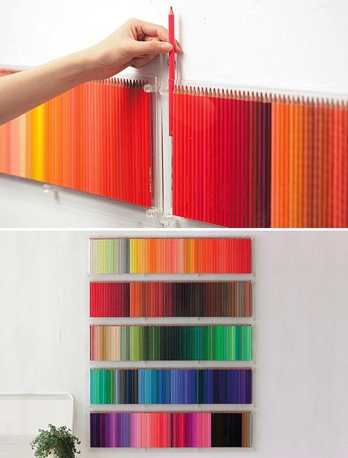 Recyklované a iné nápady ♻ - obraz z ceruziek