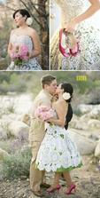 ........svadobné :)