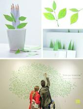 strom na stenu