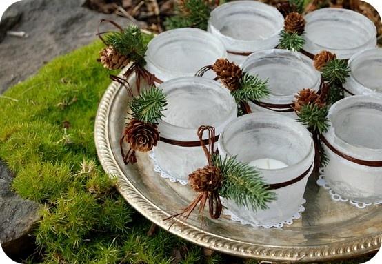 Natural christmas (aké dekorácie si môžeš vyrobiť sama:) ☃ - Obrázok č. 386