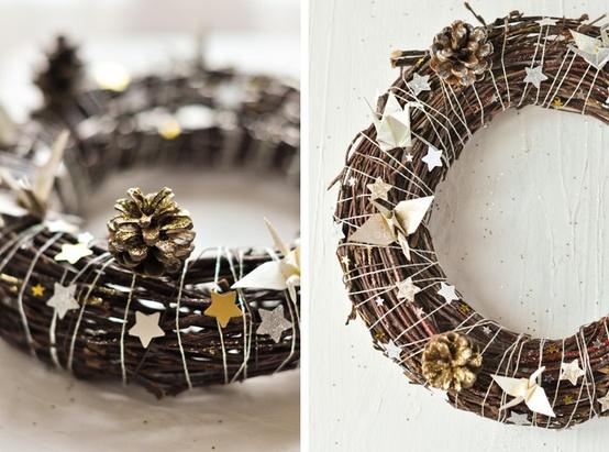 Natural christmas (aké dekorácie si môžeš vyrobiť sama:) ☃ - Obrázok č. 396
