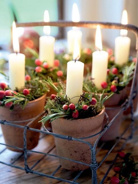 Natural christmas (aké dekorácie si môžeš vyrobiť sama:) ☃ - Obrázok č. 412