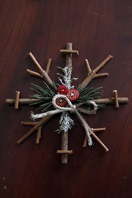 Natural christmas (aké dekorácie si môžeš vyrobiť sama:) ☃ - Obrázok č. 421