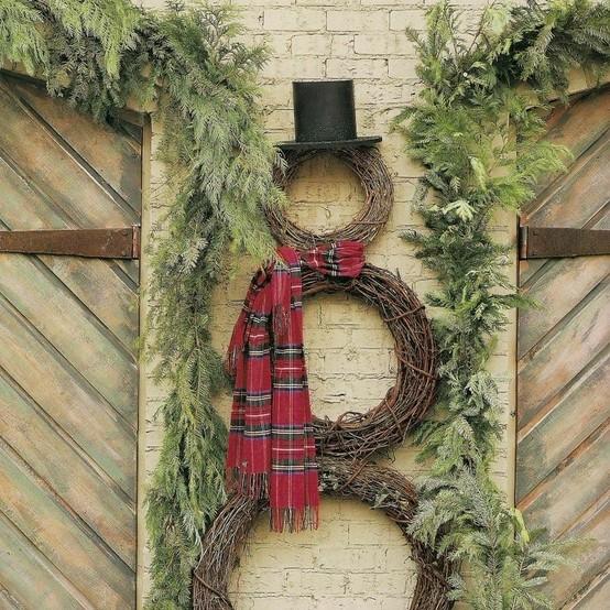 Natural christmas (aké dekorácie si môžeš vyrobiť sama:) ☃ - Obrázok č. 427