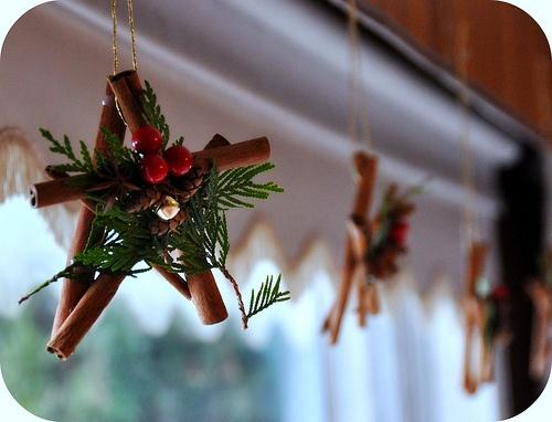 Natural christmas (aké dekorácie si môžeš vyrobiť sama:) ☃ - Obrázok č. 434