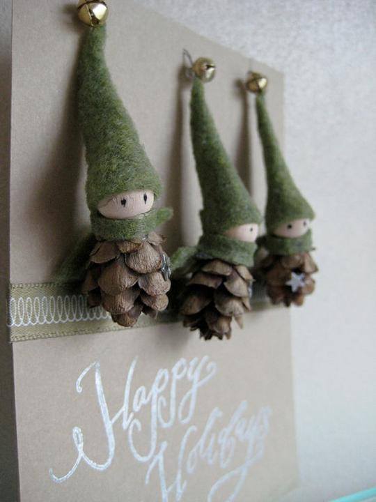 Natural christmas (aké dekorácie si môžeš vyrobiť sama:) ☃ - Obrázok č. 440