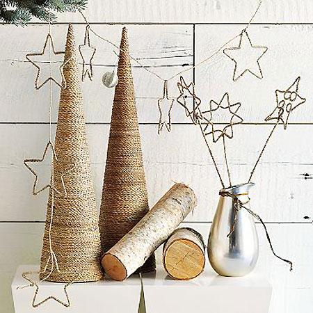 Natural christmas (aké dekorácie si môžeš vyrobiť sama:) ☃ - Obrázok č. 6
