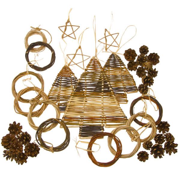 Natural christmas (aké dekorácie si môžeš vyrobiť sama:) ☃ - Obrázok č. 19