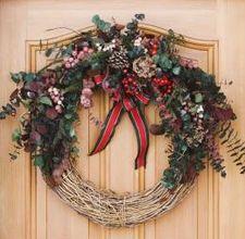 Natural christmas (aké dekorácie si môžeš vyrobiť sama:) ☃ - Obrázok č. 23